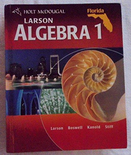 9780547221977: Larson Algebra 1
