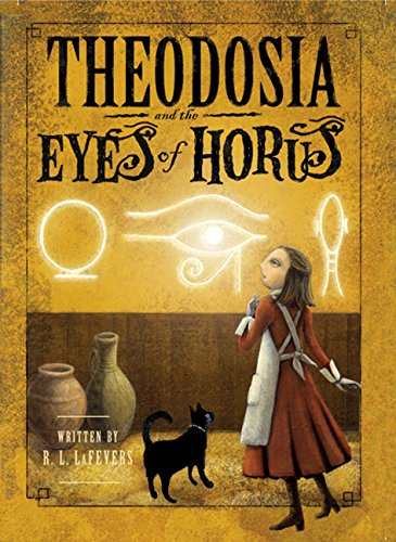 9780547225920: Theodosia and the Eyes of Horus