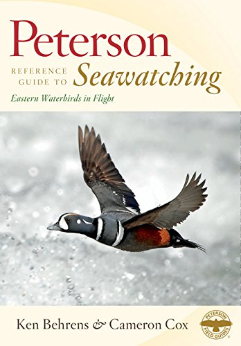 9780547237398: Peterson Reference Guide to Seawatching: Eastern Waterbirds in Flight (Peterson Reference Guides)