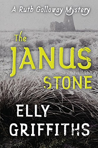 Cover of the book, The Janus Stone (Ruth Galloway, #2).