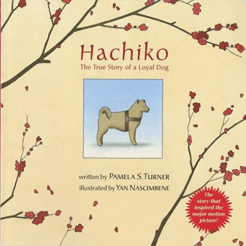 9780547237558: Hachiko: The True Story of a Loyal Dog