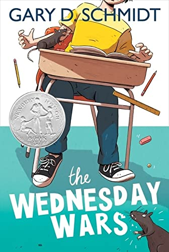 9780547237602: The Wednesday Wars