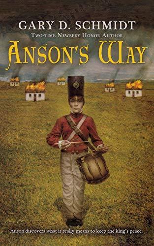 9780547237619: Anson's Way