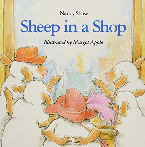 9780547237671: Sheep in a Shop [With Paperback Book] (Read-Along)