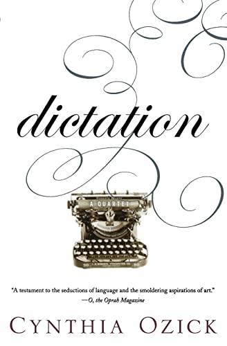 9780547237879: Dictation: A Quartet