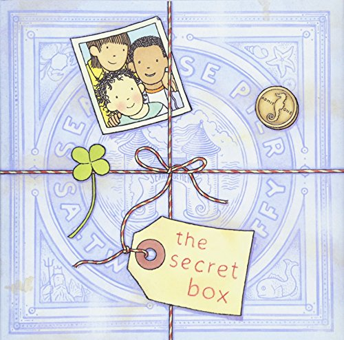 9780547238685: The Secret Box (Lehman, Barbara)