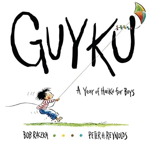 9780547240039: GUYKU: A Year of Haiku for Boys