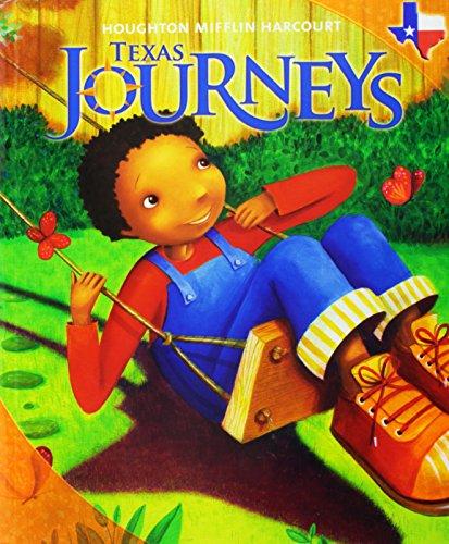 9780547240855: Journeys Texas: Student Edition Level 2 Volume 1 2011
