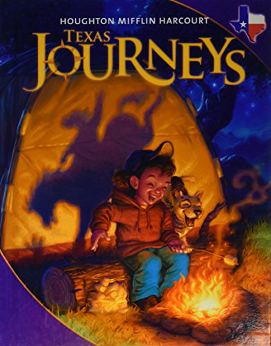 9780547240879: Journeys Texas: Student Edition Level 3 Volume 1 2011