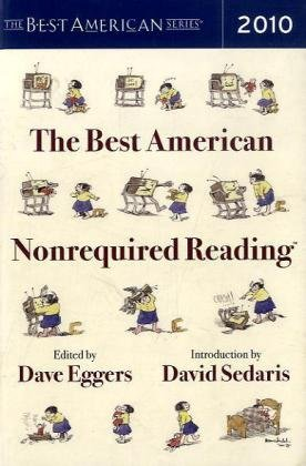 9780547241630: The Best American Nonrequired Reading (The Best American Series ®)
