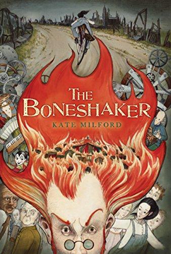 9780547241876: The Boneshaker