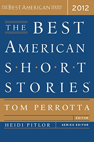 9780547242095: The Best American Short Stories 2012