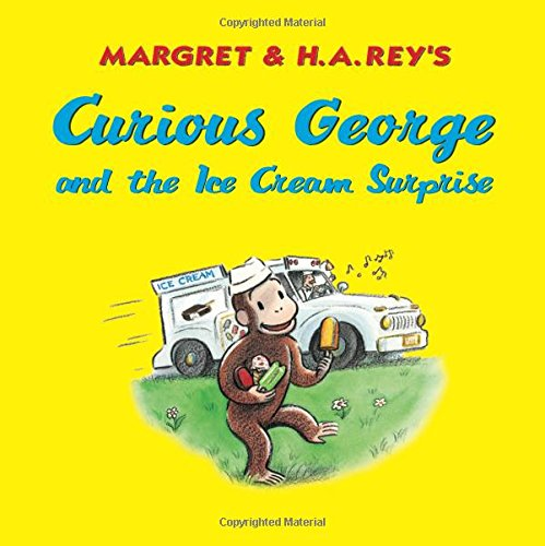 9780547242842: Curious George and the Ice Cream Surprise