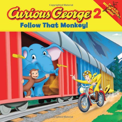 9780547242972: Curious George 2: Follow That Monkey!