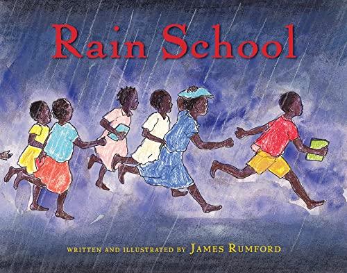 9780547243078: Rain School