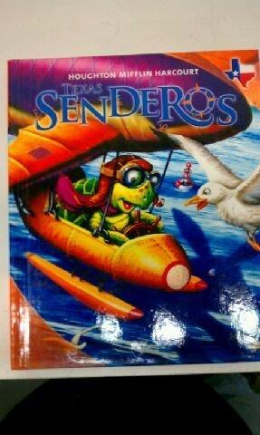 9780547243566: Senderos, Grade 2: Houghton Mifflin Harcourt Senderos Texas (Hmr Spanish Reading 2009)