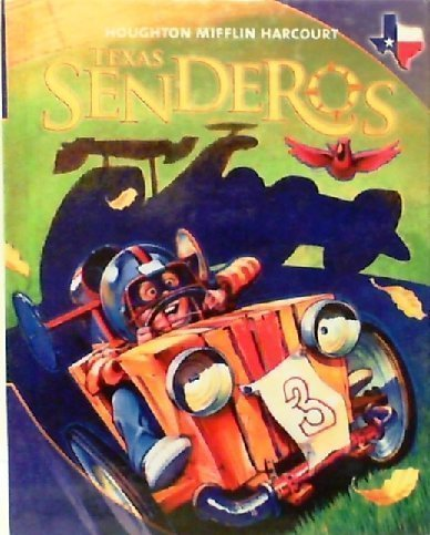9780547243672: Senderos, Grade 3: Houghton Mifflin Harcourt Senderos Texas: 2 (Hmr Spanish Reading 2009)
