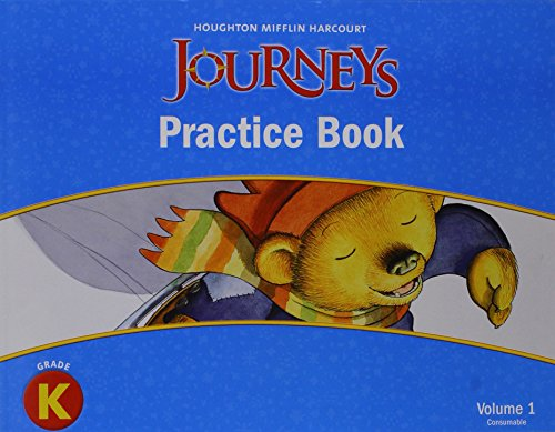 9780547246345: Journey's Practice Book: Kindergarten: 1