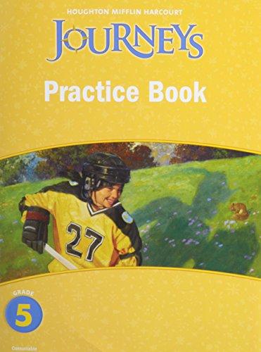 9780547246352: Journeys: Practice Book Consumable Grade 5