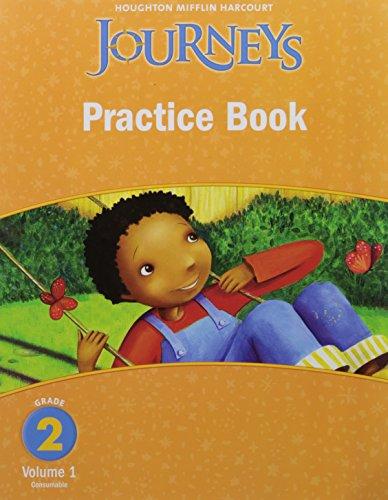 9780547246406: Journeys Practice Book, Grade 2: 1