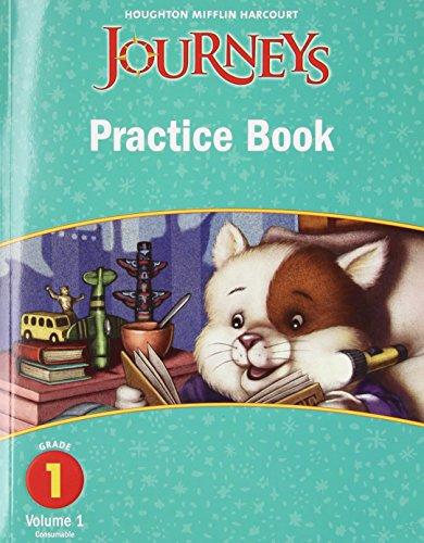 9780547246413: Journeys Practice Book, Grade 1