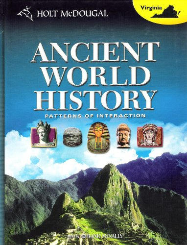 9780547247571: Ancient World History: Patterns of Interaction