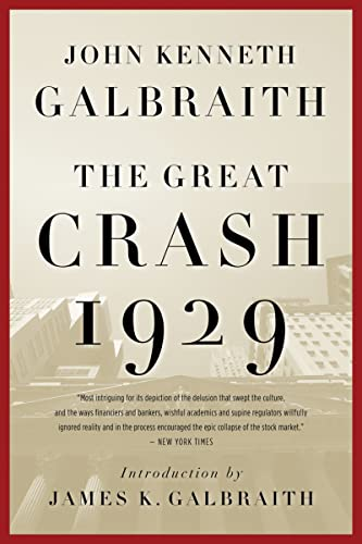 9780547248165: The Great Crash, 1929
