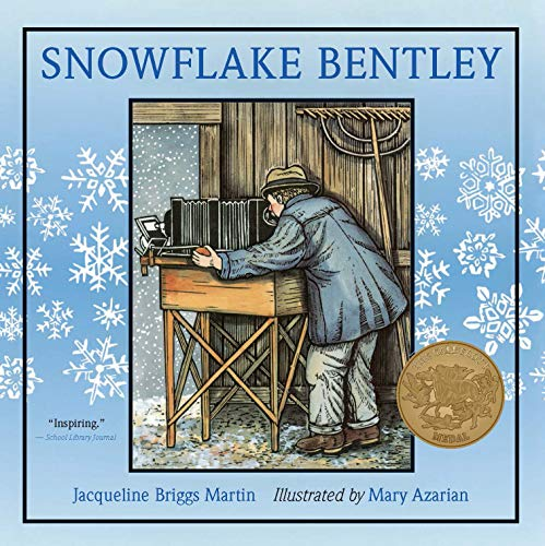 9780547248295: Snowflake Bentley