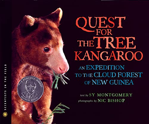 9780547248929: Quest for the Tree Kangaroo: An Expedition to the Cloud Forest of New Guinea