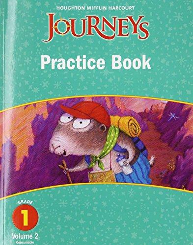 9780547249100: 2: Journeys Practice Book Grade 1