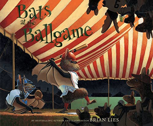 Bats at the Ballgame * SIGNED * // FIRST EDITION //