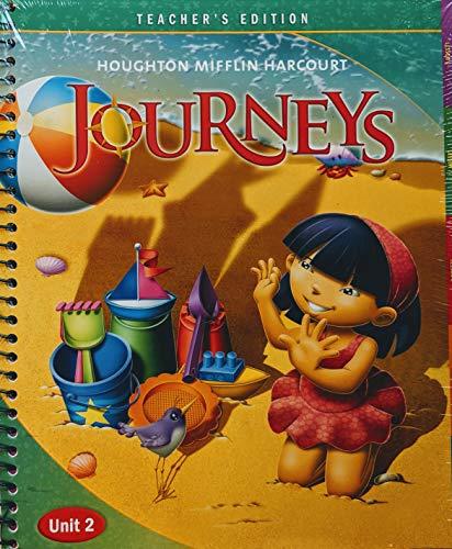 9780547251516: Journeys: Teacher's Edition Volume 2 Grade 1 2011