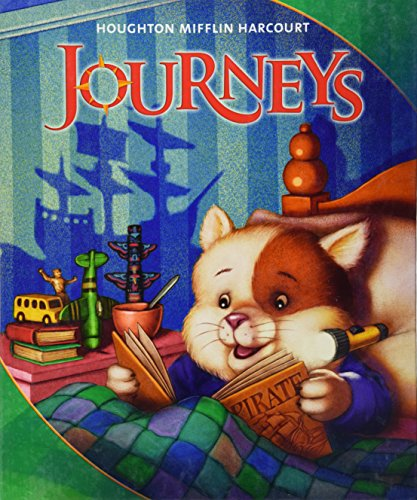 9780547251684: Journeys, Grade 1: Houghton Mifflin Journeys (Hmr Journeys/Medallions/Portals 2010-12)