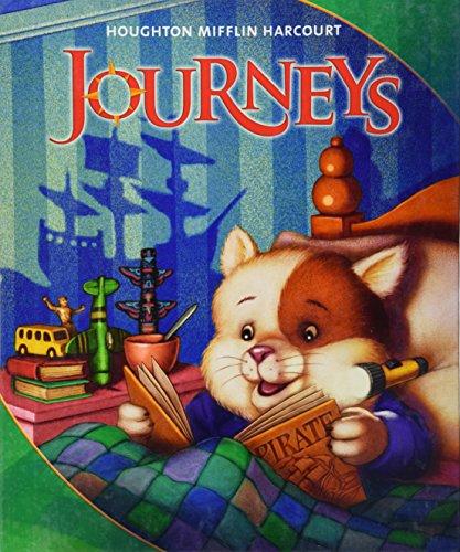 9780547251684: Houghton Mifflin Harcourt Journeys, Grade 1, Level 1.1