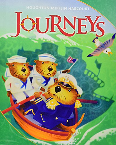 9780547251837: Journeys: Grade 1: 6 (Hmr Journeys/Medallions/Portals 2010-12)