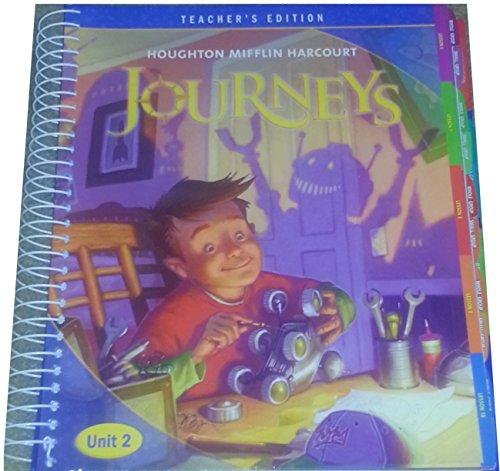 9780547251943: Journeys: Teacher's Edition Volume 2 Grade 4 2011