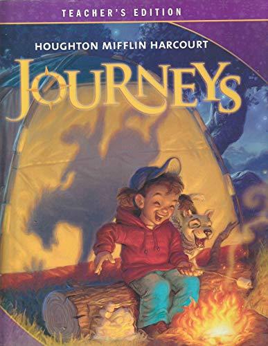 9780547252018: Journeys: Teacher's Edition Volume 1 Grade 3 2011