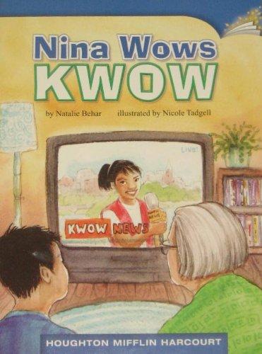 9780547253152: Nina Wows Kwow