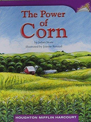 The Power of Corn Leveled Reader Level P DRA 38: Stone, Julian