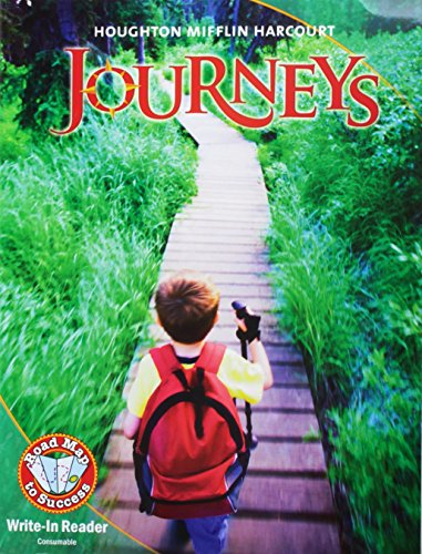 9780547254043: Journeys: Tier 2 Write-In Reader Volume 2 Grade 1