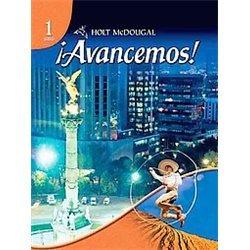 9780547255378: ?Avancemos!: Teacher's Edition Level 1 2010