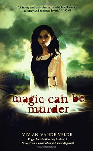 9780547258720: Magic Can Be Murder