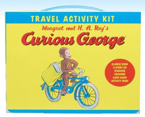 9780547258751: Curious George Travel Activity Kit