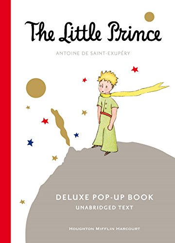 Little Prince Deluxe Pop-Up Book