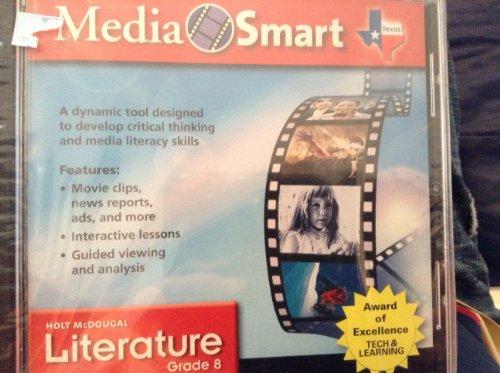 9780547285870: Holt McDougal Literature Texas: MediaSmart DVD-ROM Grade 8