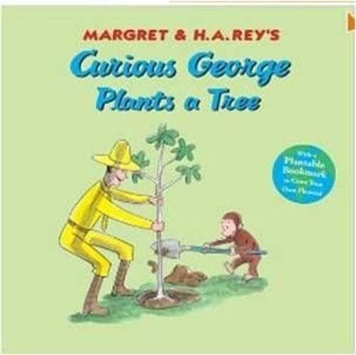 9780547297767: Curious George Plants a Tree