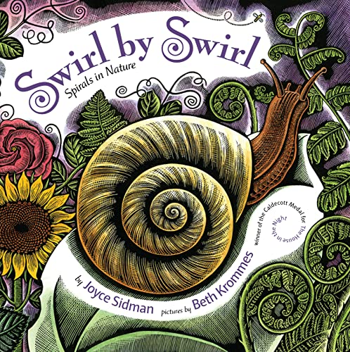 9780547315836: Swirl by Swirl: Spirals in Nature