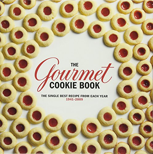 9780547328164: The Gourmet Cookie Book: The Single Best Recipe from Each Year 1941-2009