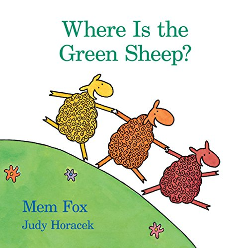 9780547328560: Where Is the Green Sheep? Big Book