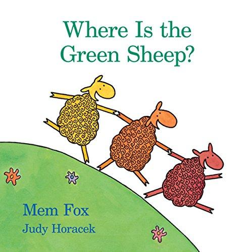 9780547328560: Where Is the Green Sheep? Big Book